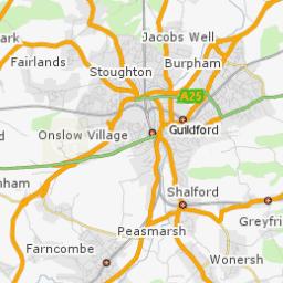 4d4385af9c Existing Local Plan   Guildford Borough Council